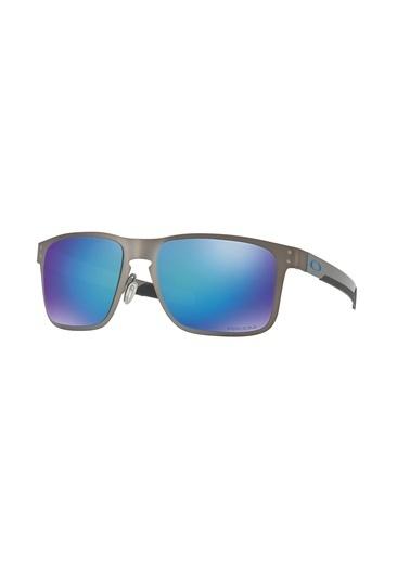 Oakley Oakley 0OO4123 Erkek Güneş Gözlüğü Renkli